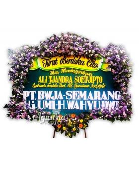 12 papan bunga duka cita surabaya