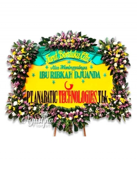 13 papan bunga duka cita surabaya