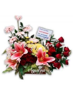 bunga meja surabaya bunga segar 02