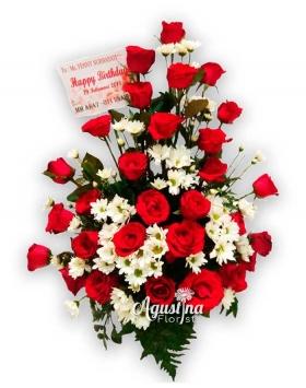 bunga meja surabaya bunga segar 03