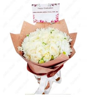 buket-mawar-putih-surabaya