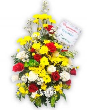 bunga meja surabaya bunga segar 05