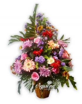 bunga meja surabaya bunga segar 06